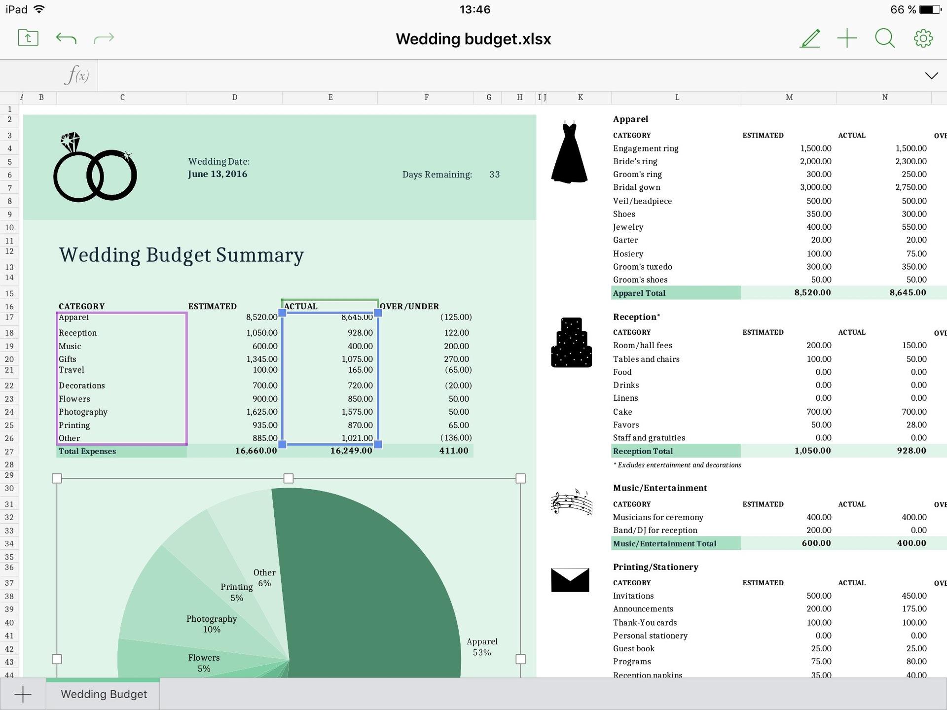 ONLYOFFICE Документы 1.3 для iOS: как устроен мобильный редактор электронных таблиц - 2