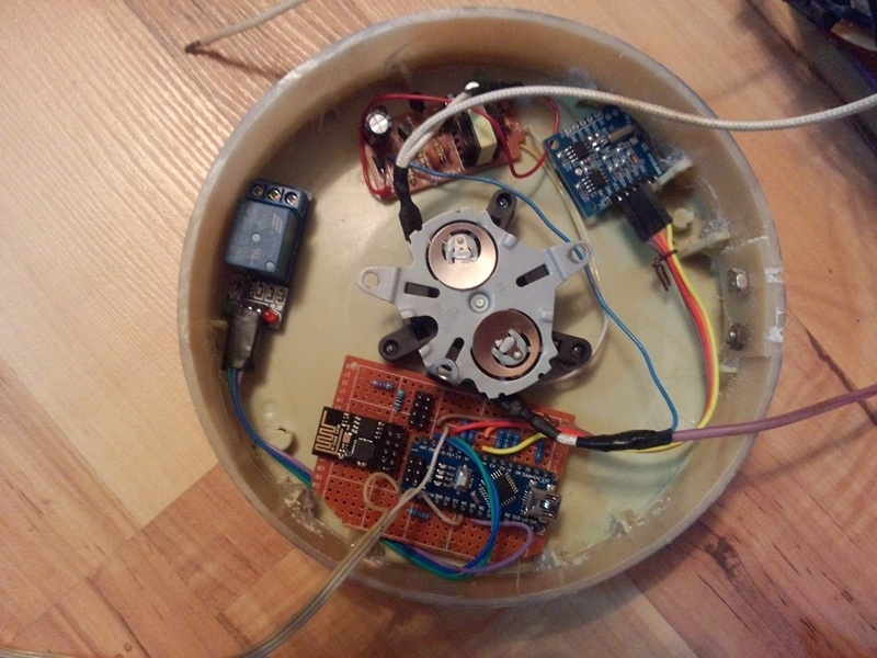 WiFi-чайник в домашних условиях, или как сделать обычный чайник по-настоящему умным - 17
