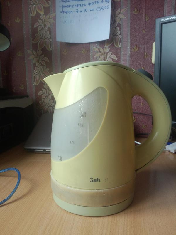 WiFi-чайник в домашних условиях, или как сделать обычный чайник по-настоящему умным - 21