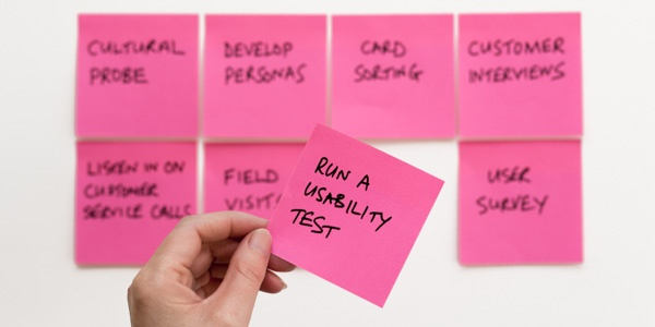 5 reasons why your first user research activity should be a usability test