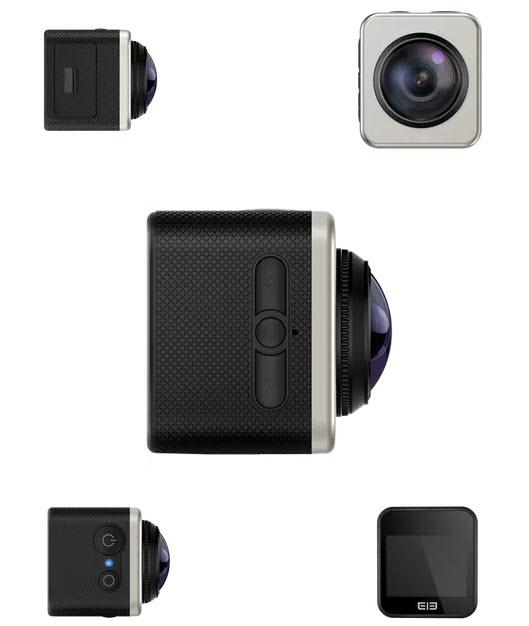 Экшн-камера Elephone EleCamera 360 получит упрощенный вариант