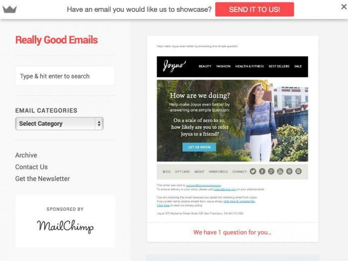 Как спроектировать почтовую рассылку, которая не раздражает: 10 простых советов - 12