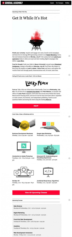 Как спроектировать почтовую рассылку, которая не раздражает: 10 простых советов - 4
