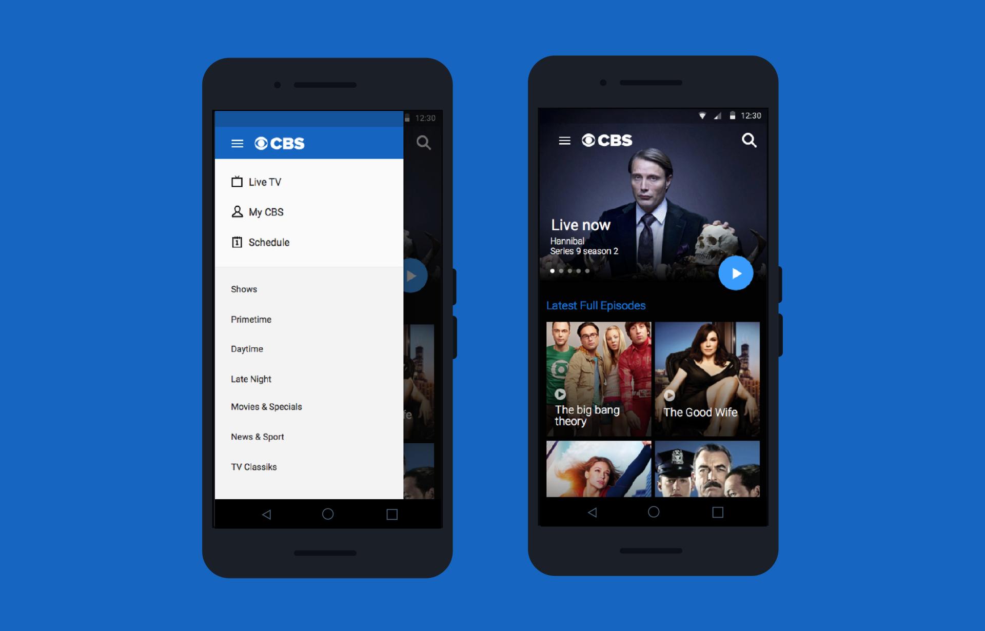 Лучший друг киномана: переделываем приложение CBS под Android - 3