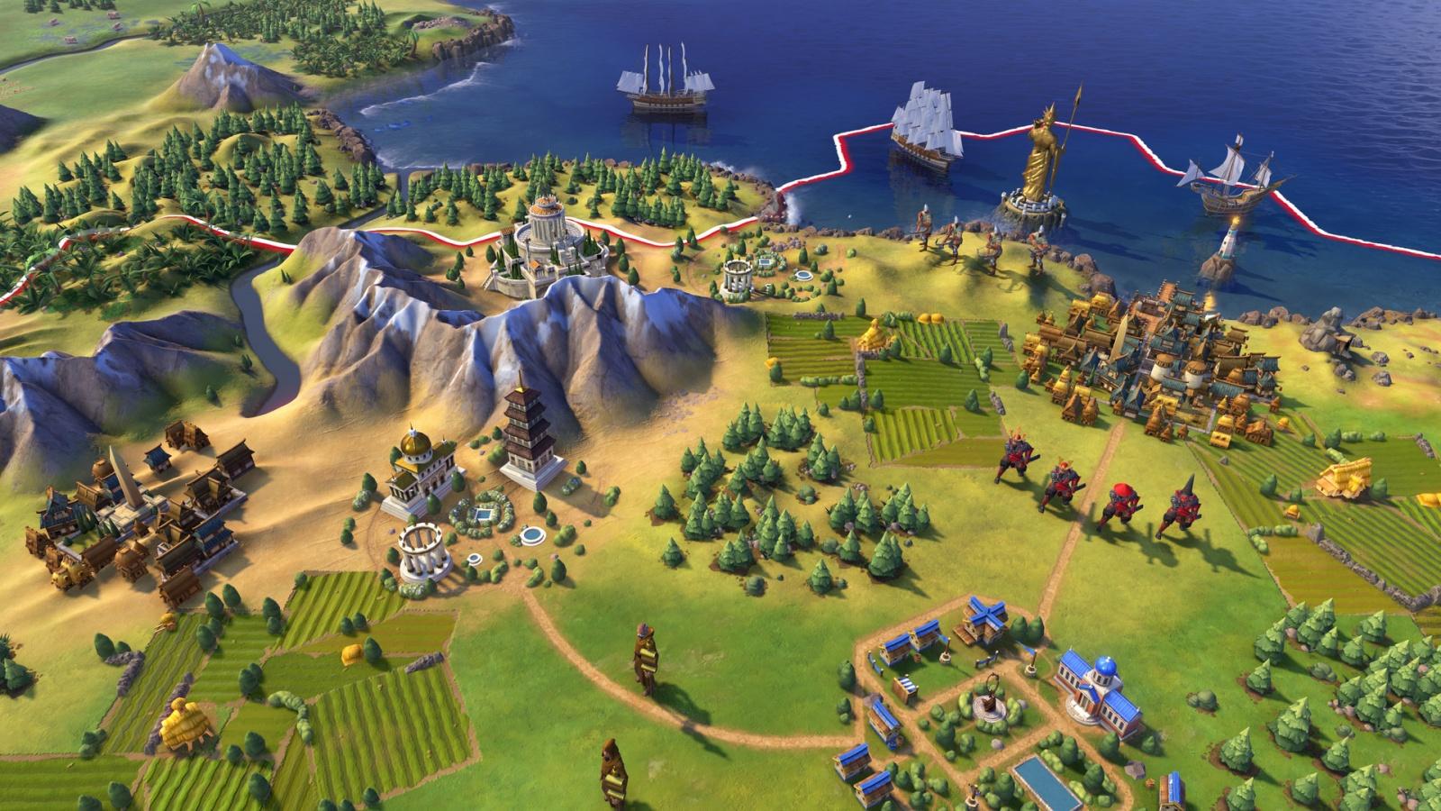 Неожиданный анонс Civilization VI: игра выйдет уже 21 октября (+видео) - 2