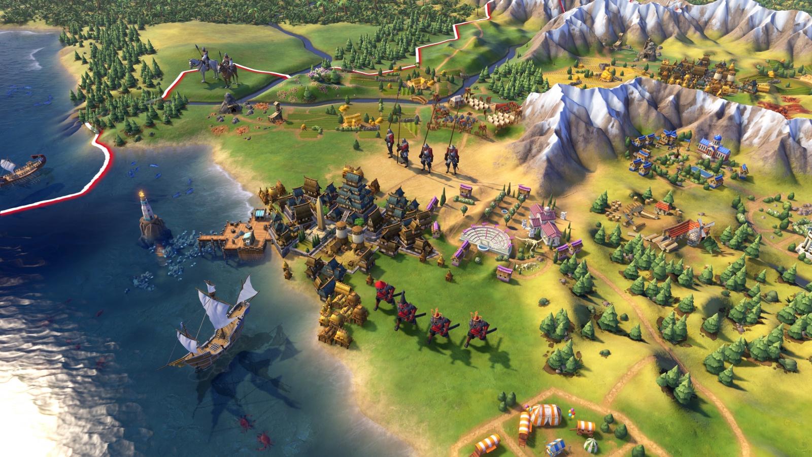 Неожиданный анонс Civilization VI: игра выйдет уже 21 октября (+видео) - 3
