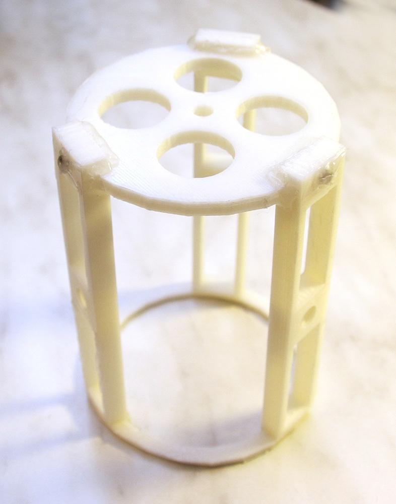 Печать пластиком ABS на холодном столе - 8