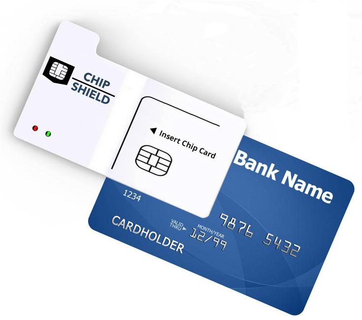 Представлено персональное устройство для считывания пластиковых карт Chip Shield Reader стоимостью $20