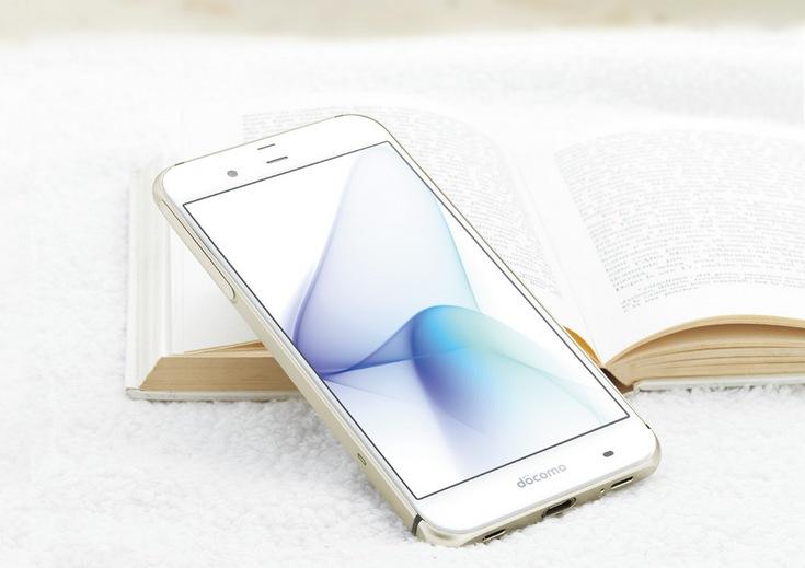 Смартфон Sharp Aquos Zeta SH-04H располагает экраном IGZO
