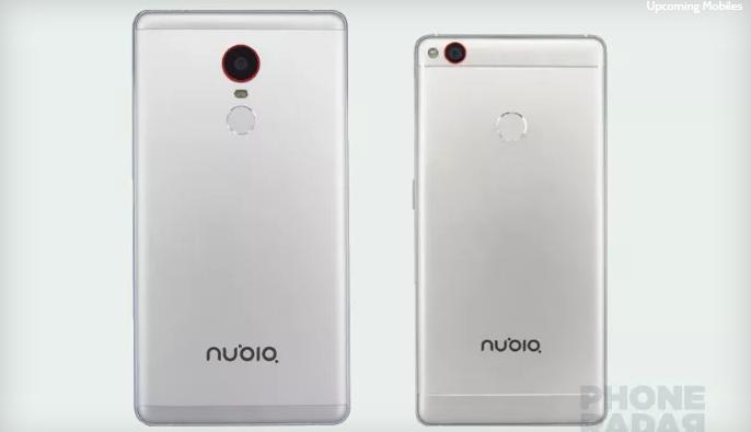 Смартфон ZTE Nubia Z11 Max оснастят шестидюймовым экраном