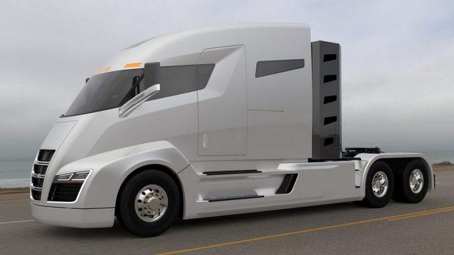 Новоиспеченные конкуренты Tesla из Nikola Motor Company анонсировали электробагги и грузовик