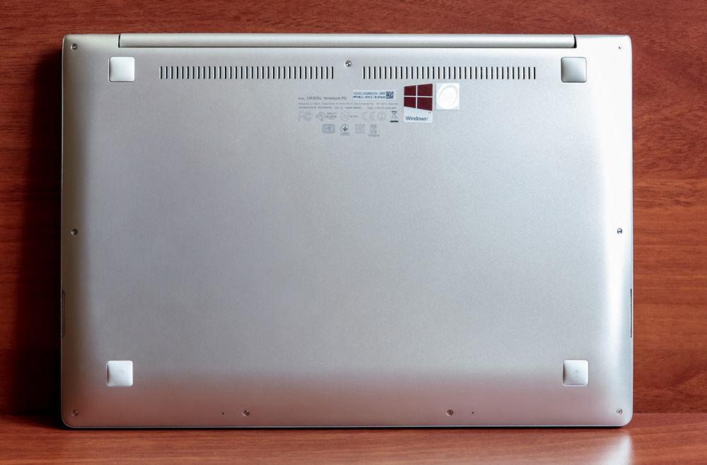 Обзор ультрабука ASUS ZenBook UX303UA - 12