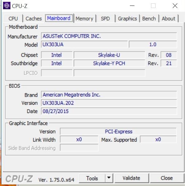 Обзор ультрабука ASUS ZenBook UX303UA - 5