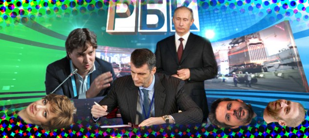 РБК обезглавлен: Осетинская, Молибог, Прохоров, Путин, Баданин, Солюс