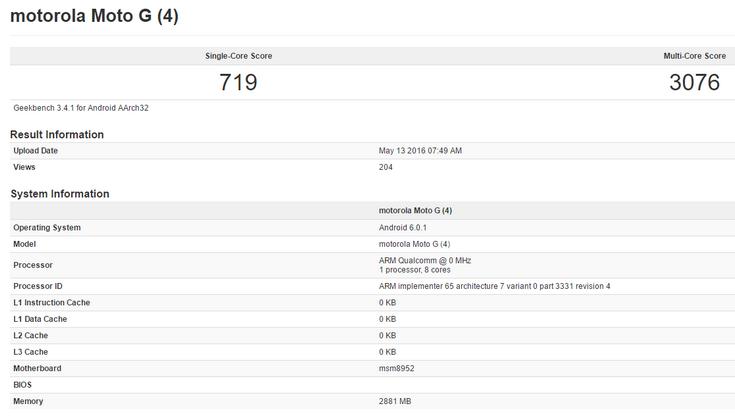 SoC Snapdragon 617 станет основой для нового Moto G