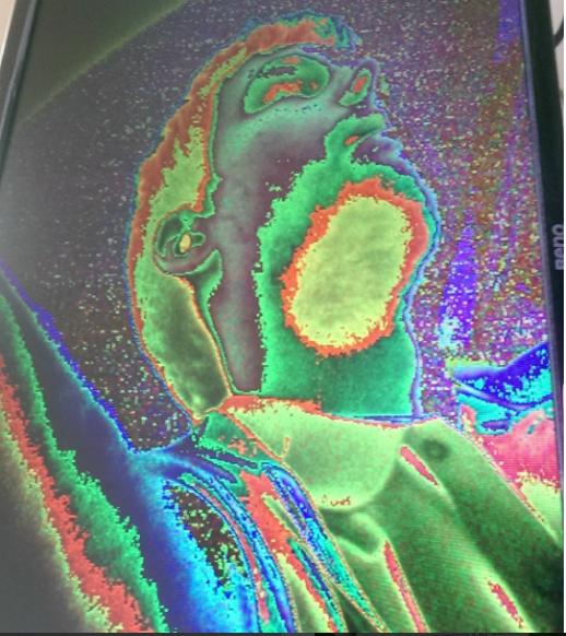 Выведение изображения с камеры OV7670 на VGA монитор с использованием FPGA - 12