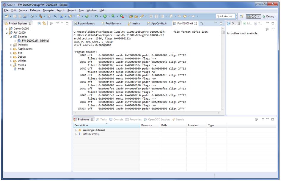 Intel System Studio for Microcontrollers 2015: подробности о разработке и отладке - 2