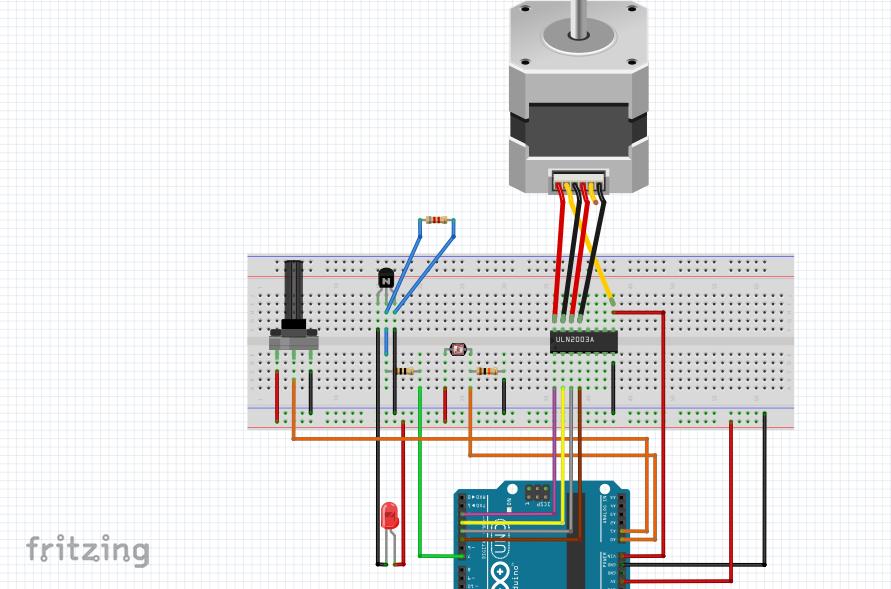 Лазерная арфа на базе Arduino - 4