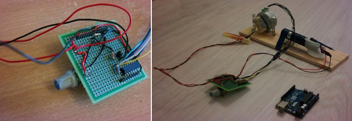 Лазерная арфа на базе Arduino - 8