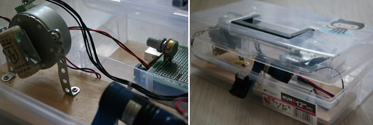 Лазерная арфа на базе Arduino - 9