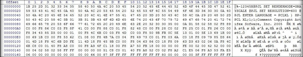 [PF] Векторная печать PDF на C# теория - 5
