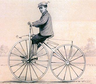 Человек, велосипед, гаджет — от истоков до современности - 4