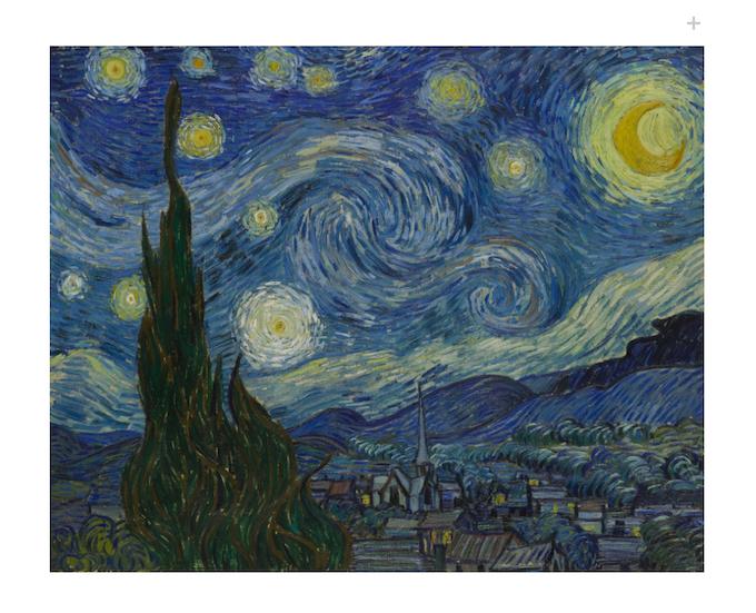 Цветовая палитра от мастеров живописи: Color Lisa - 3
