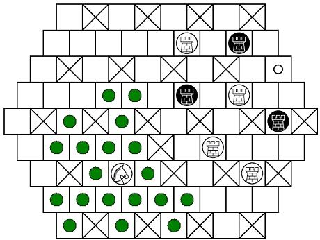 Шахматы льда и пламени - 2