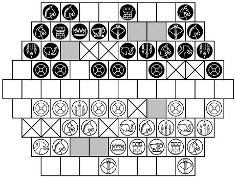 Шахматы льда и пламени - 6