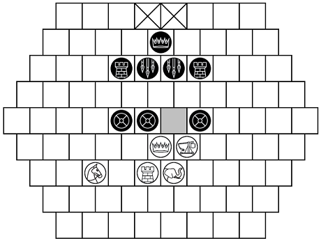 Шахматы льда и пламени - 7