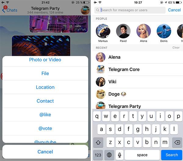 В Telegram теперь можно изменять сообщения после отправки - 3