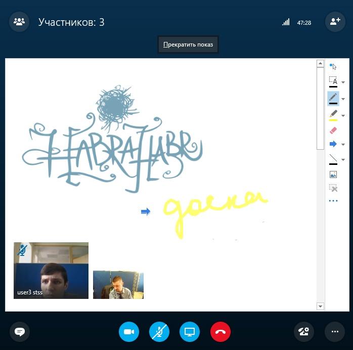 Видео-конференц-связь TrueConf. Обзор и сравнение со Skype for Business - 19