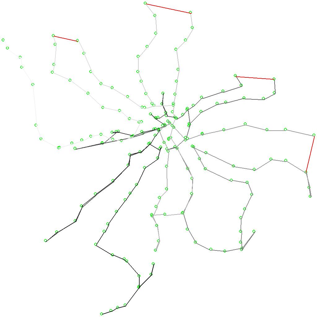 Алгоритм Метромарафона. Как аналитик Яндекса просчитал, что все станции можно посетить за один день - 7