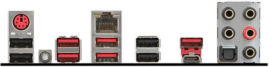 Если у владельца платы MSI X99A Gaming Pro Carbon нет светодиодной ленты, то его выручит встроенная подсветка