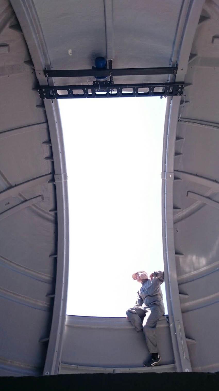 «Космонавты» в Чили: как мы делали всю ИТ-инфраструктуру для четырех телескопов в Андах - 20