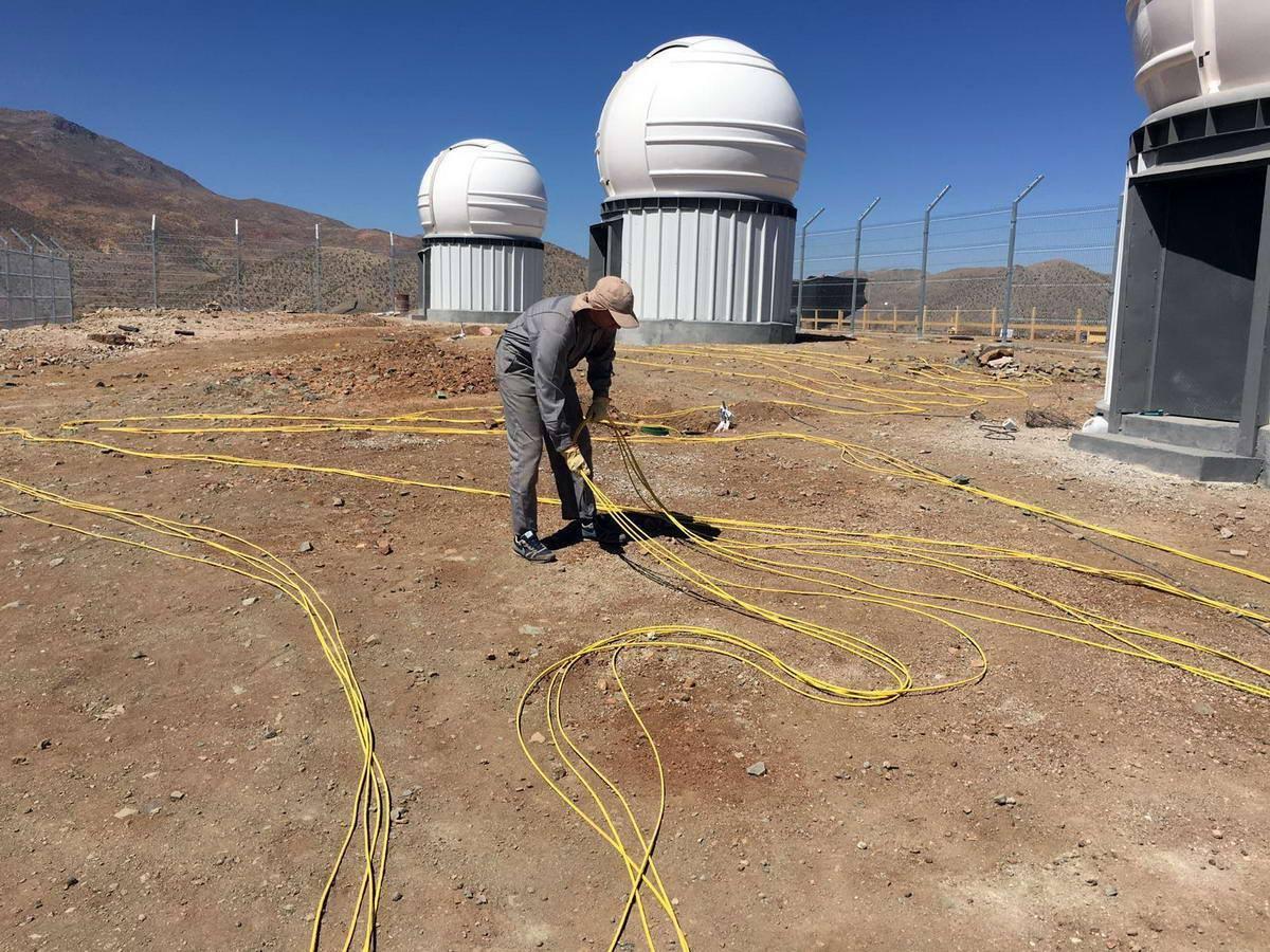 «Космонавты» в Чили: как мы делали всю ИТ-инфраструктуру для четырех телескопов в Андах - 21