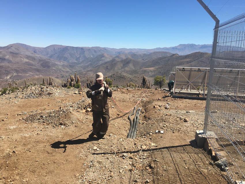 «Космонавты» в Чили: как мы делали всю ИТ-инфраструктуру для четырех телескопов в Андах - 23