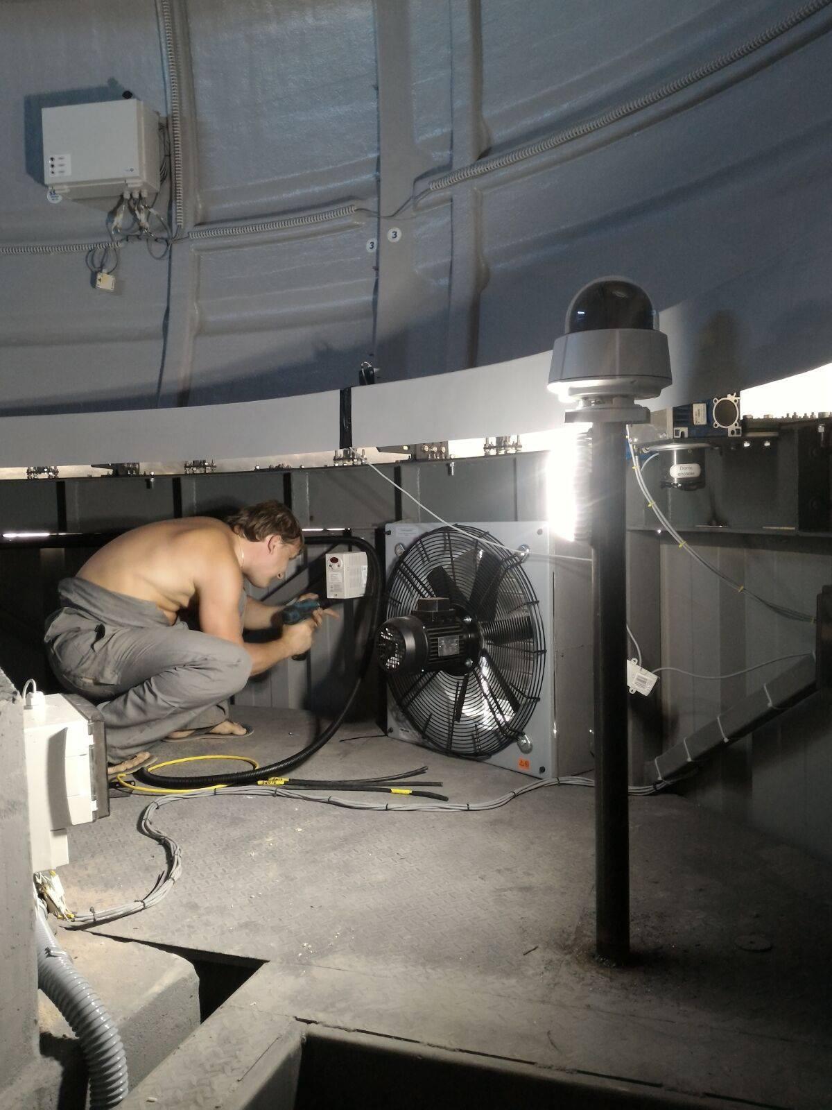 «Космонавты» в Чили: как мы делали всю ИТ-инфраструктуру для четырех телескопов в Андах - 27