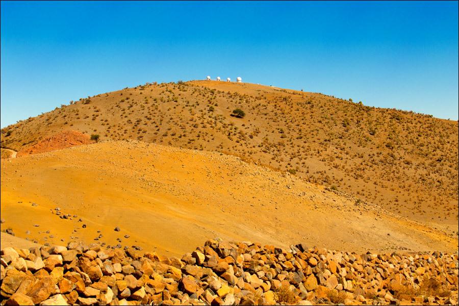 «Космонавты» в Чили: как мы делали всю ИТ-инфраструктуру для четырех телескопов в Андах - 4