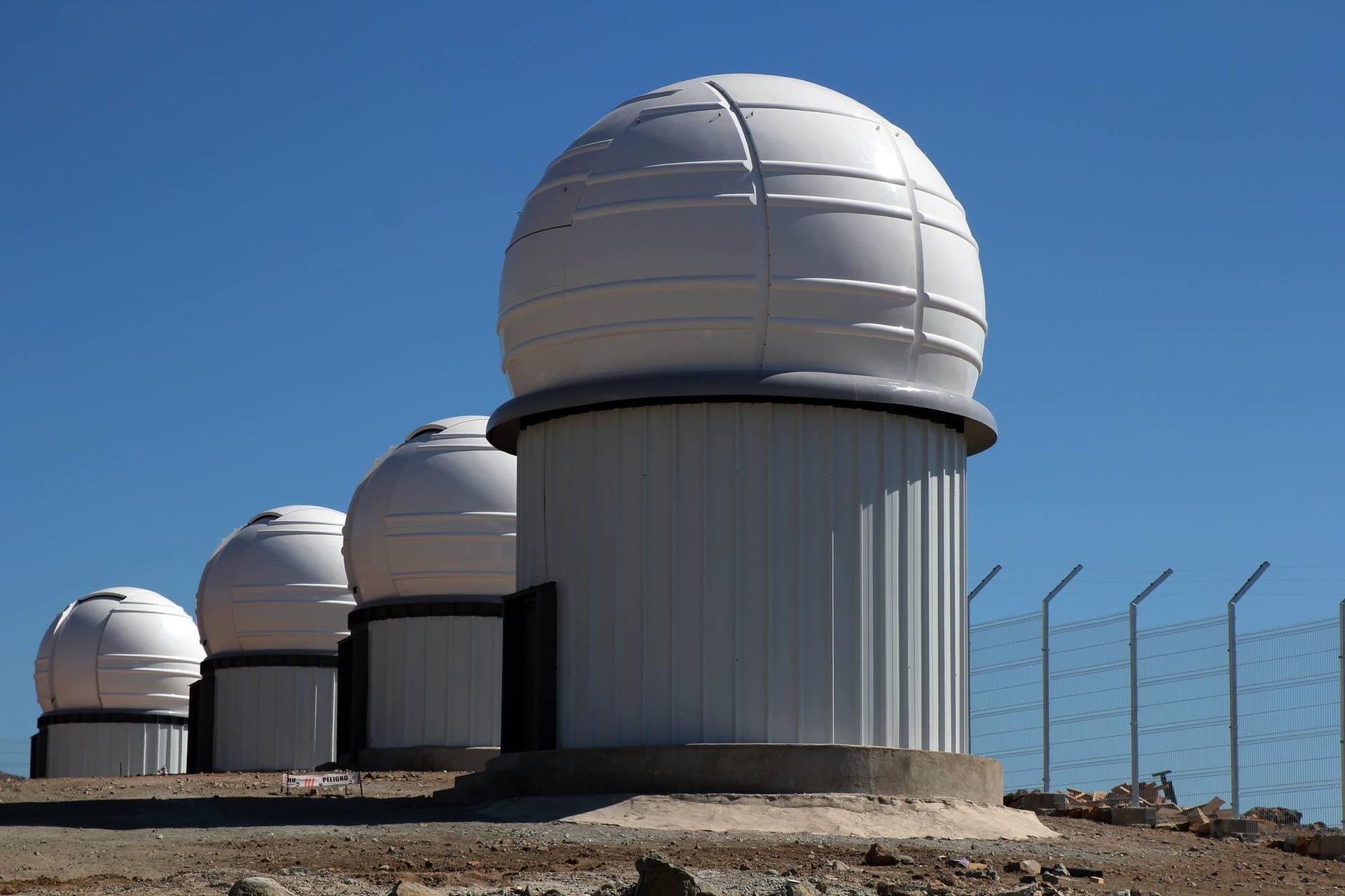 «Космонавты» в Чили: как мы делали всю ИТ-инфраструктуру для четырех телескопов в Андах - 5
