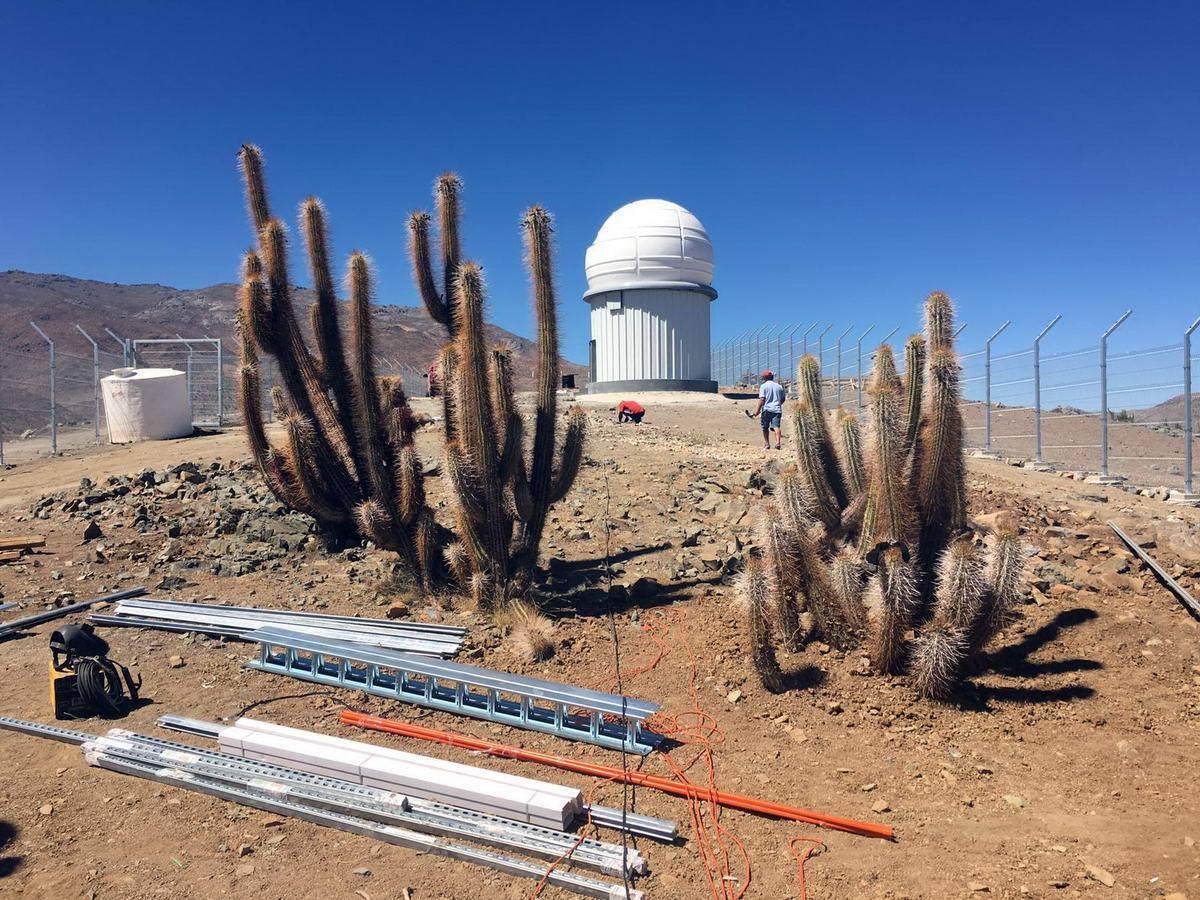 «Космонавты» в Чили: как мы делали всю ИТ-инфраструктуру для четырех телескопов в Андах - 8