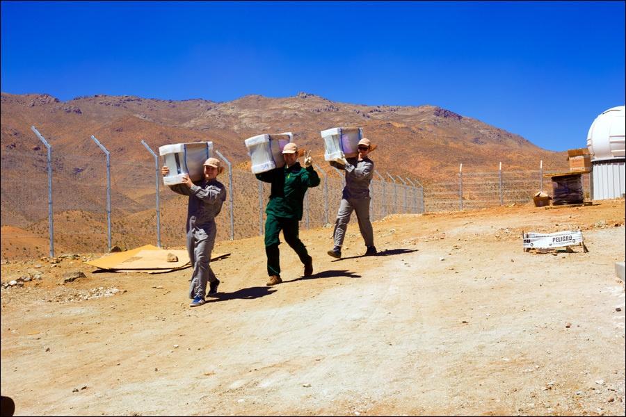 «Космонавты» в Чили: как мы делали всю ИТ-инфраструктуру для четырех телескопов в Андах - 9