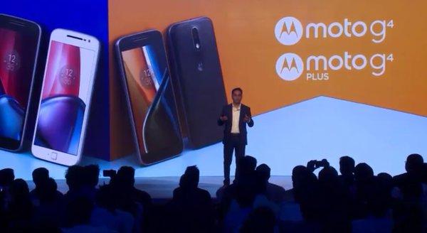 Смартфоны Moto G4 и Moto G4 Plus стали производительнее и крупнее предшественников
