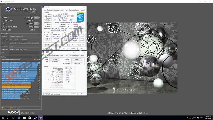 Тесты десятиядерного процессора Intel Core i7-6950X показали превосходство над предшественником - 4