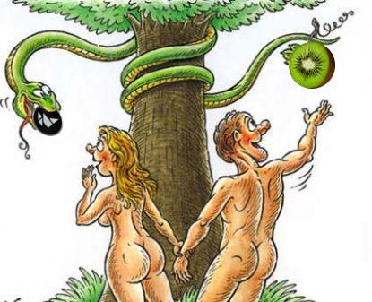 Змеиный фрукт или фруктовый Питон? - 1