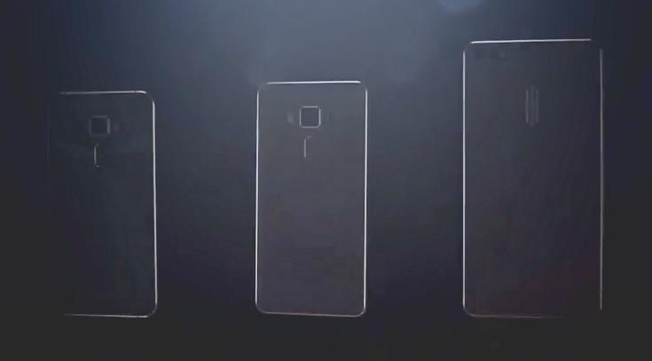 В конце месяца Asus покажет три новых смартфона