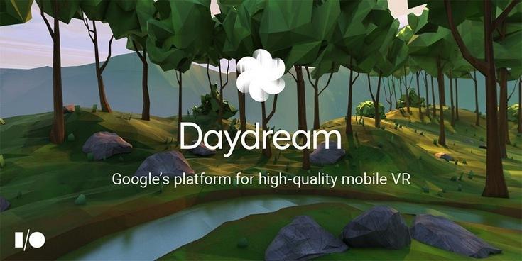 Google представила проект Daydream