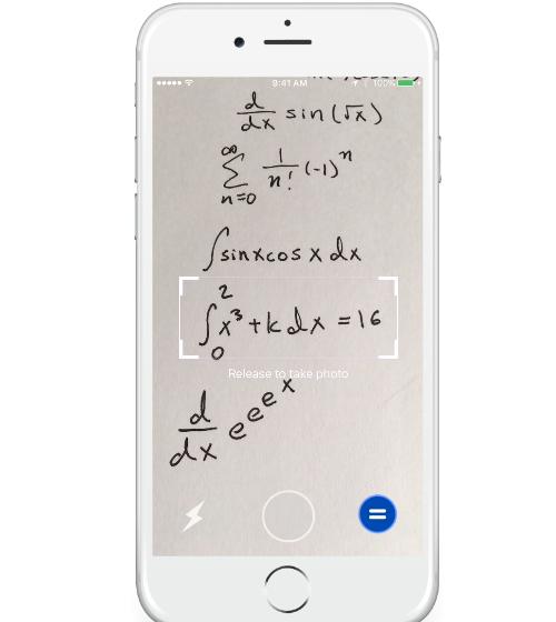 Mathpix — мобильное приложение, которое решает написанные от руки уравнения и строит по ним графики - 1
