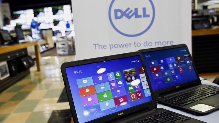 Долгосрочные перспективы Dell выглядят туманно, но это не смутило инвесторов