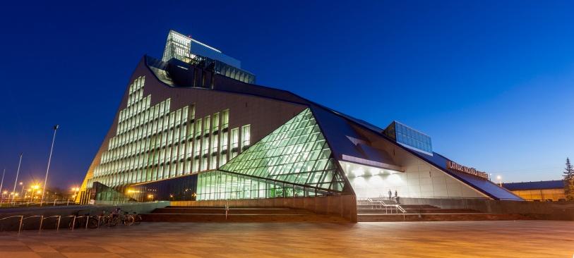 Готическое распознавание: как мы помогали оцифровывать Национальную библиотеку Латвии - 1